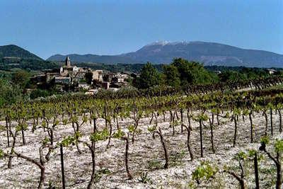 Mirabel aux baronnies route des vins de la la drome provencale guide du tourisme de la drome