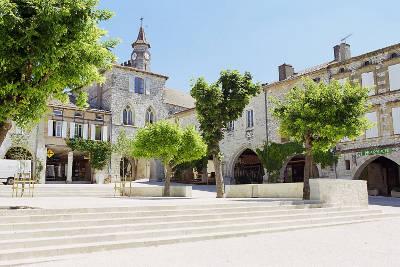 Monflanquin plus beaux villages de france les routes touristiques lot et garonne guide du tourisme nouvelle aquitaine