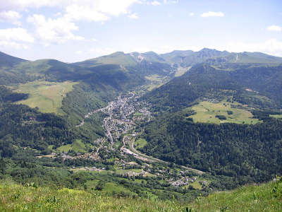 Mont dore routes touristiques du puy de dome guide touristique auvergne