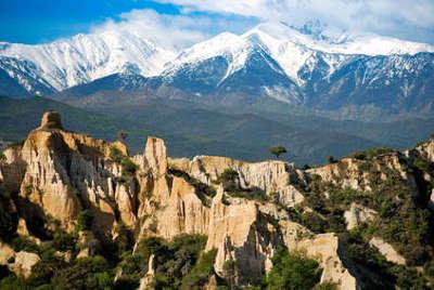 Orgues d ille sur tet route en terre catalane guide du tourisme des pyrenees orientales