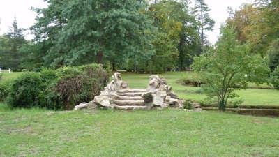 Parc du domaine de chavat jardin remarquable routes touristiques en gironde guide du tourisme nouvelle aquitaine