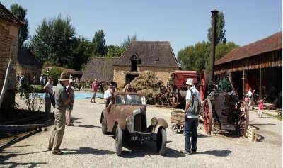 Parc le bournat a le bugue route touristique de la dordogne guide touristique de nouvelle aquitaine