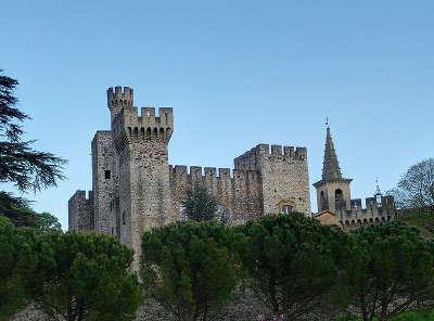 Pouzilhac route des vins de pont esprit a saint victor guide du tourisme du gard