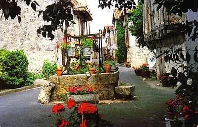 Pujols le haut plus beaux villages de france les routes touristiques lot et garonne guide du tourisme nouvelle aquitaine 1