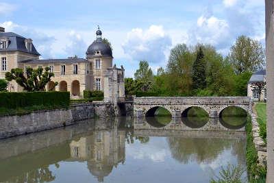Reuilly chateau de la ferte route des vins de menetou salon quincy reuilly