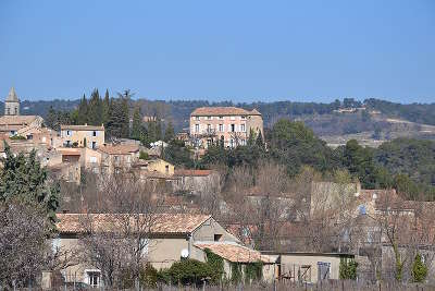 Roaix ancienne commanderie templiere route des vins d orange a vaison la romaine