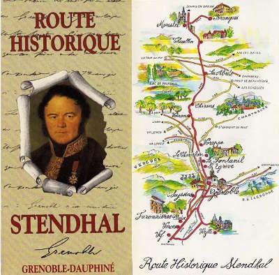Route de stendhal grenoble guide du tourisme dans l isere rhone alpes