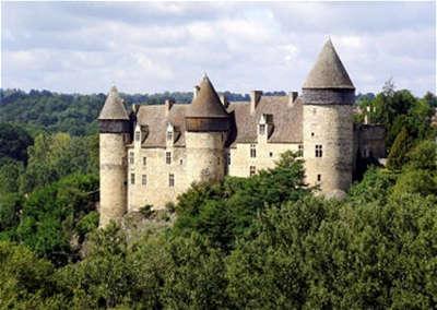 Route historique des chateau d auvergne