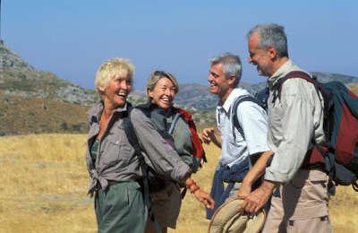 Route touristiques pour seniors
