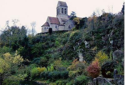 Saint ceneri le gerei l eglise plus beaux villages de frances routes touristiques de l orne guide du tourisme normandie