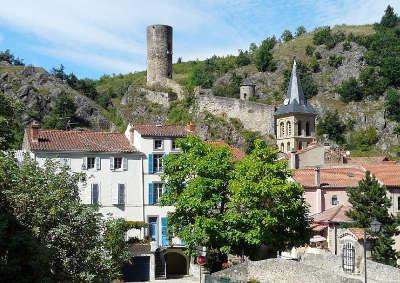 Saint floret plus beaux villages de france les routes touristiques du puy de dome guide touristique auvergne