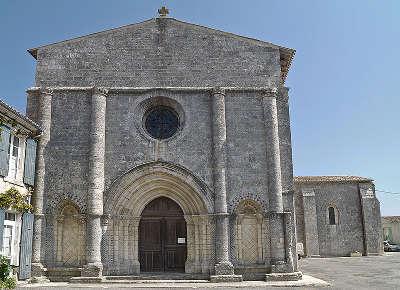Saint georges d oleron route des vignobles de l ile d olerons