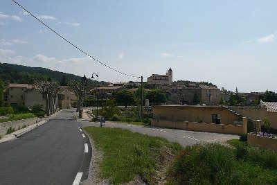 Saint romain en viennois route des vins d orange a vaison la romaine