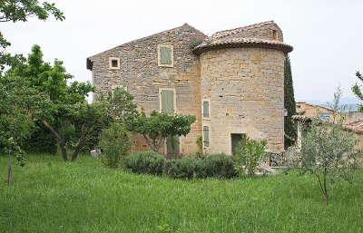 Saint roman de malegarde route des vins d orange a vaison la romaine