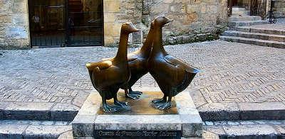 Sarlat route du foie gras du perigord guide du tourisme de la dordogne aquitaine