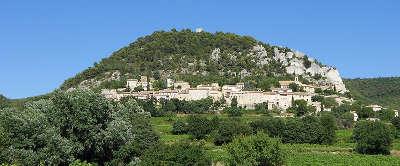 Seguret route des vins les dentelles de montmirail guide du tourisme du vaucluse