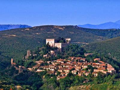 Thuir route des vins en albere guide du tourisme des pyrenees orientales
