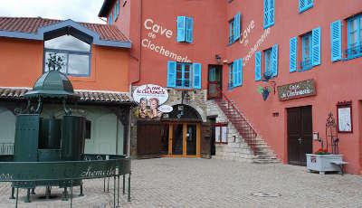Vaux en beaujolais route des vins du beaujolais rhone