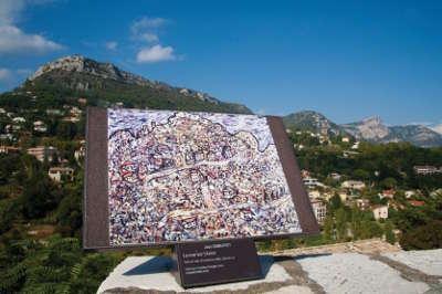 Vence la cote d azur des peintres guide touristique des alpes maritimes paca