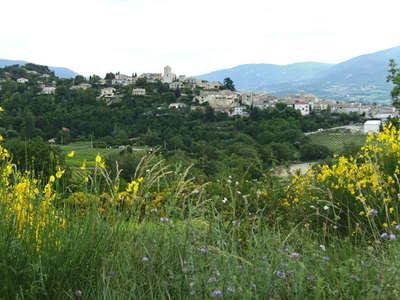 Vinsobres route des vins de la la drome provencale guide du tourisme de la drome