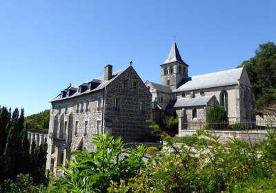 Abbatiale de graville routes touristiques de seine maritime guide du tourisme de haute normandie