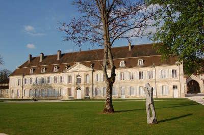 Abbaye cistercienne d auberive routes touristiques dans la haute marne guide du tourisme grand est