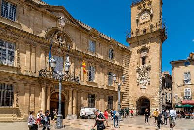Aix en provence ville d art et d histoire routes touristiques des bouches du rhone guide du tourisme de paca
