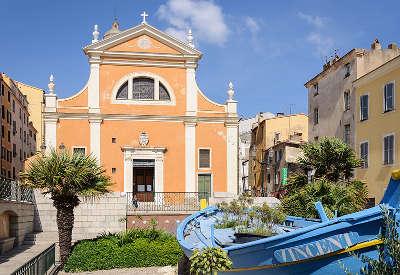 Ajaccio ville d art et d histoire cathedrale notre dame de l assomption routes touristiques en corse du sud guide du tourisme de la corse