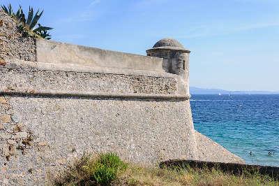 Ajaccio ville d art et d histoire la citadelle routes touristiques en corse du sud guide du tourisme de la corse