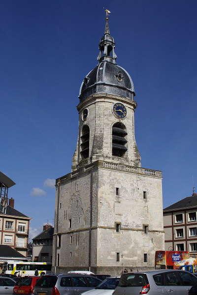 Amiens ville d art et d histoire le beffroi d amiens routes touristique de la sommes guide touristique de picardie