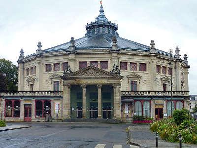 Amiens ville d art et d histoire le cirque municipal jules verne routes touristique de la sommes guide touristique de picardie