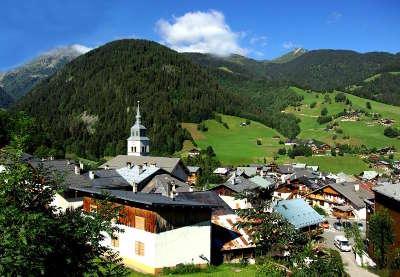 Areches station de ski routes touristiques de savoie guide touristique de rhone alpes