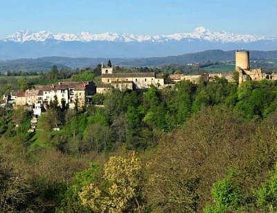 Aurignac routes touristiques de hautes garonnes guide du tourisme midi pyrenees