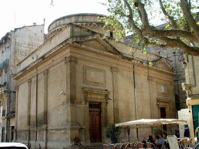 Avignon synagogue routes touristiques du vaucluse guide touristique de la provence alpes cote d azur
