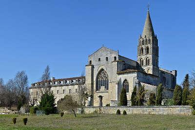 Bassac l abbaye routes touristique de charente guide du tourisme de poitou charentes