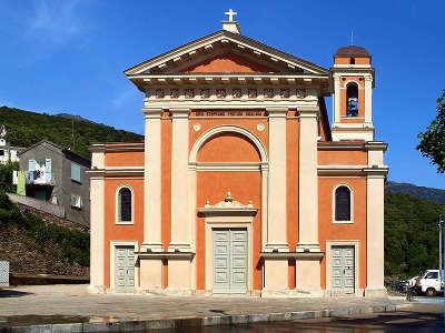 Bastia ville d art et d histoire eglise saint etienne de cardo routes touristiques en haute corse guide du tourisme de la corse