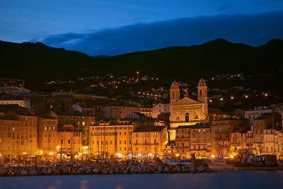 Bastia ville d art et d histoire vieux port et eglise saint jean baptiste routes touristiques en haute corse guide du tourisme de la corse