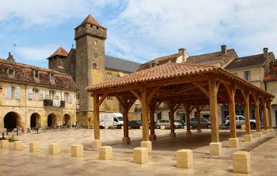 Beaumont en perigord routes touristiques de la la dordogne guide du tourisme de nouvelle aquitaine
