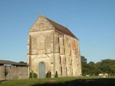 Beaumont les nonains abbaye saint nicolas de marcheroux routes touristique de l oise guide du tourisme de picardie