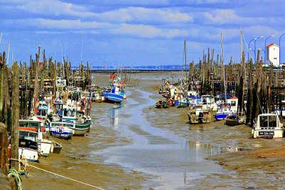 Beauvoir sur mer port du bec routes touristiques de vendee du tourisme du pays de la loire