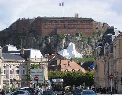 Belfort le lion et la citadelle routes touristiques du teritoire de belfort guide du tourisme de franche comte
