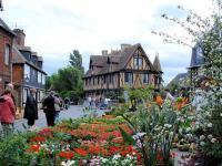 Beuvron en auge plus beaux villages de frances routes touristiques du calvados guide du tourisme normandie