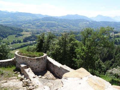 Boege chateau de rochefort routes touristiques de haute savoie guide du tourisme de rhone alpes