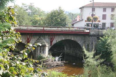 Boen sur lignon pont terray routes touristiques de la loire guide touristique de rhone alpes