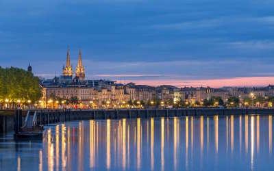 Bordeaux les routes touristiques en gironde guide du tourisme nouvelle aquitaine