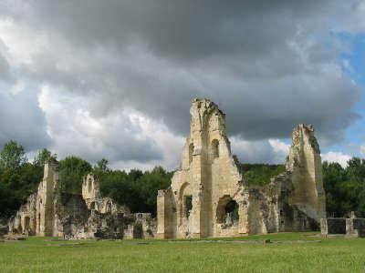 Bouconville vauclair l abbaye de vauclair routes touristique de l aisne guide du tourisme de picardie