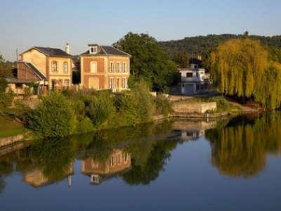 Bougival bord de seine routes touristiques des yvelines guide du tourisme ile de france