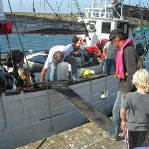 Bro warok embarquement routes touristique du morbihan guide du tourisme de bretagne