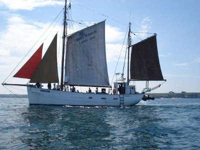 Bro warok sortie en mer routes touristique du morbihan guide du tourisme de bretagne
