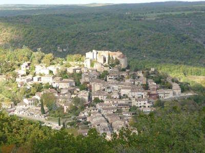 Bruniquel plus beau village les routes touristiques du tarn et garonne guide du tourisme midi pyrenees